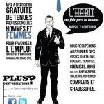 PDJ : 15 Mai – La Cravate Solidaire