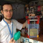 PDJ : 14 Mai – FoldaRap, Peer-to-Peer Edition (Imprimante 3D)