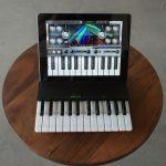 PDJ : 16 Juillet – C.24, le clavier musical pour iPad