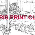 PDJ : 02 Janvier – Paris Print Club