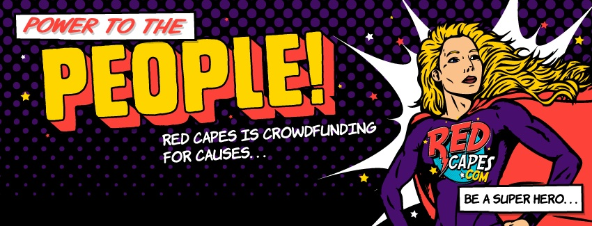 Red Capes plateforme crowdfunding
