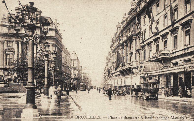 Rue cinéma ABC Bruxelles