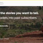 Beacon : le crowdfunding pour partager son expérience à l'étranger