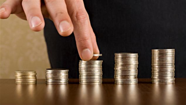 Illustration article économie française et crowdfunding