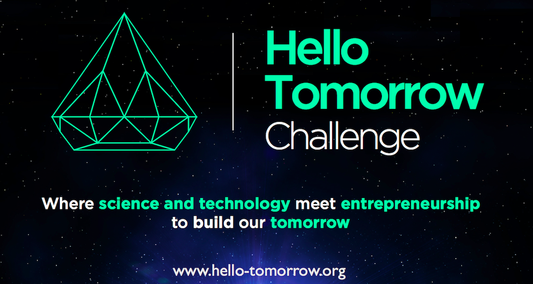 Hello Tomorrow Challenge : nouvelles technologies, startups et crowdfunding