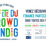 [AGENDA] 17 mai : La Fête du Crowdfunding