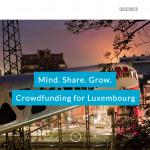 Lancement de la 1ère plateforme de crowdfunding Luxembourgeoise !
