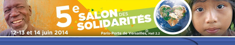 Affiche Salon des Solidarités