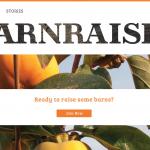 [LANCEMENT] Barnraiser, la «Healthy» plateforme