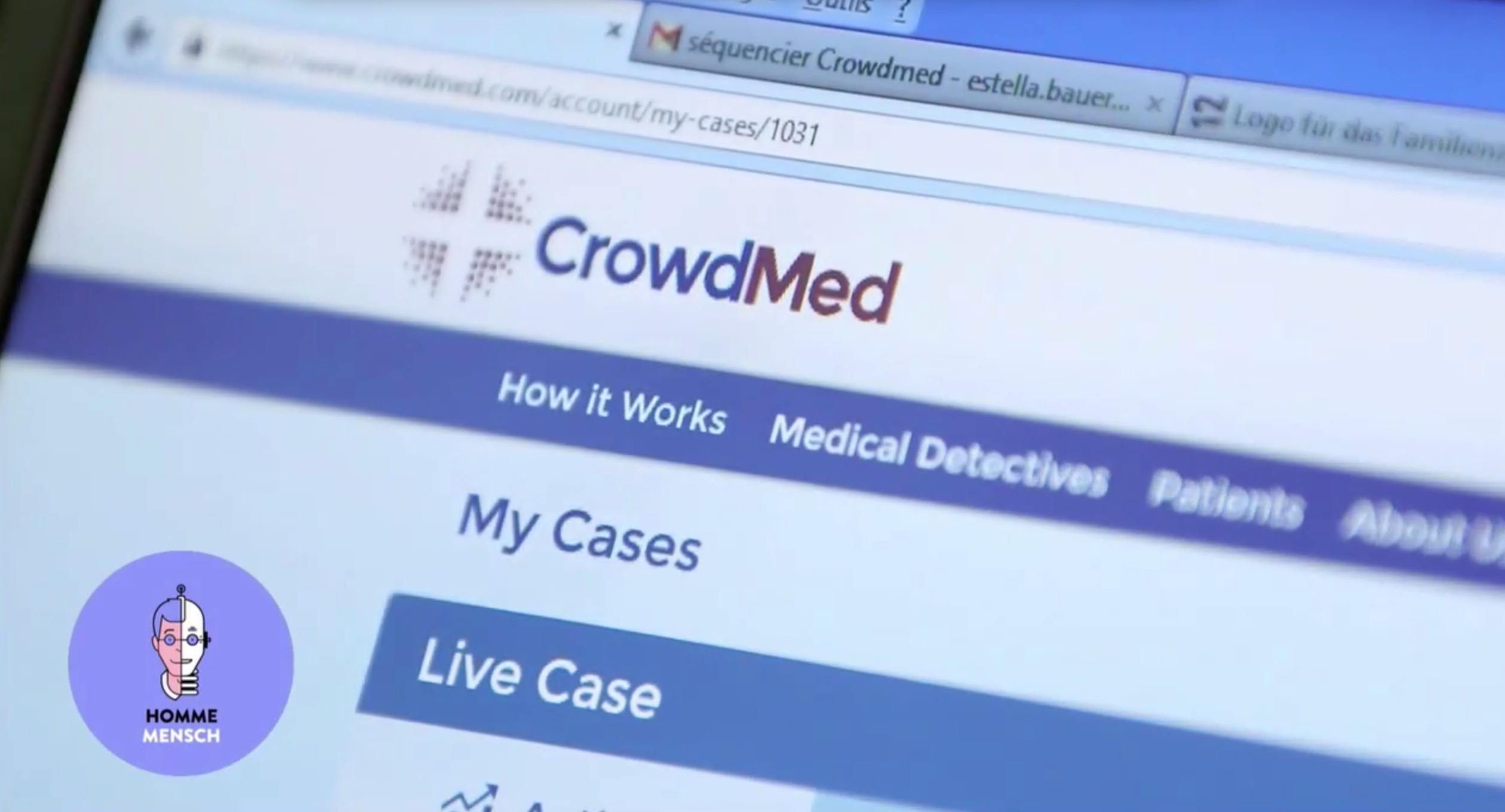 Plateforme de crowdsourcing médical