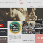 Lancement de Culture Time, plateforme de mécénat participatif