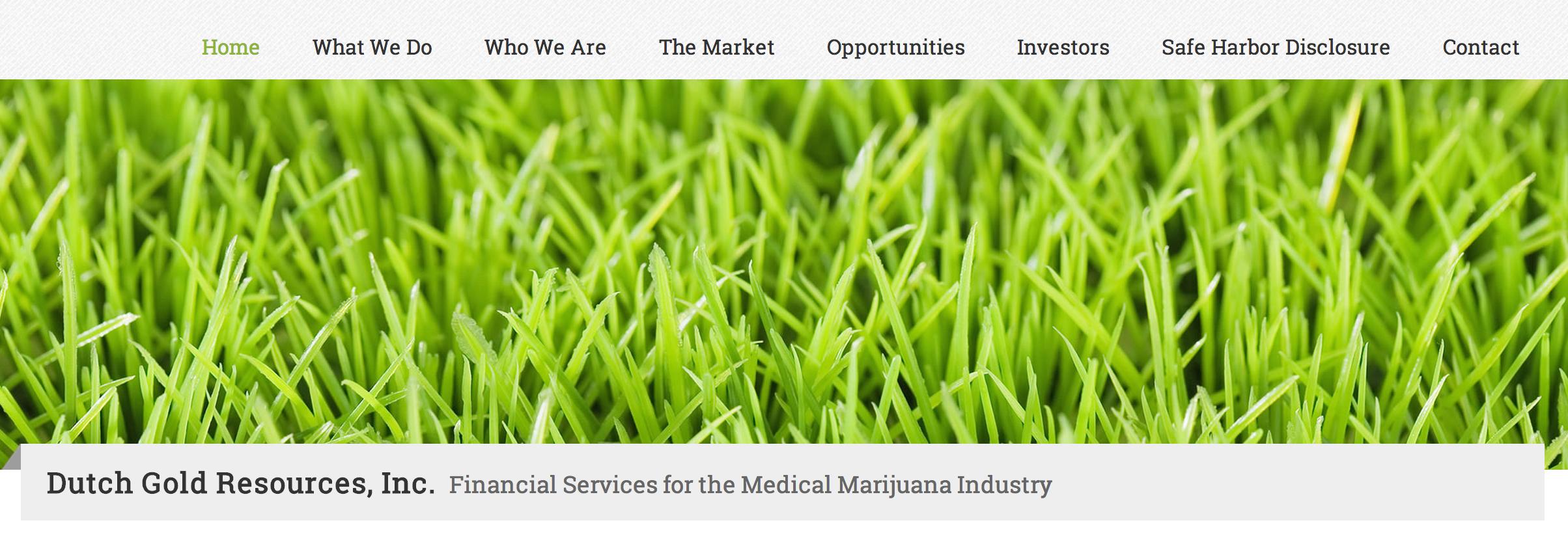 Plateforme de crowdfunding pour le secteur du cannabis médical
