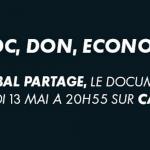[AGENDA] Le 13 Mai à 20h50 sur Canal + «Global Partage»