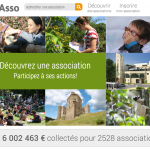 HelloAsso dépasse les 6M d'€ collectés !