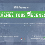 [BILAN] 418 000 € récoltés en Mécénat & Patrimoine