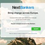 Lancement de la plateforme Nextbankers imminent !