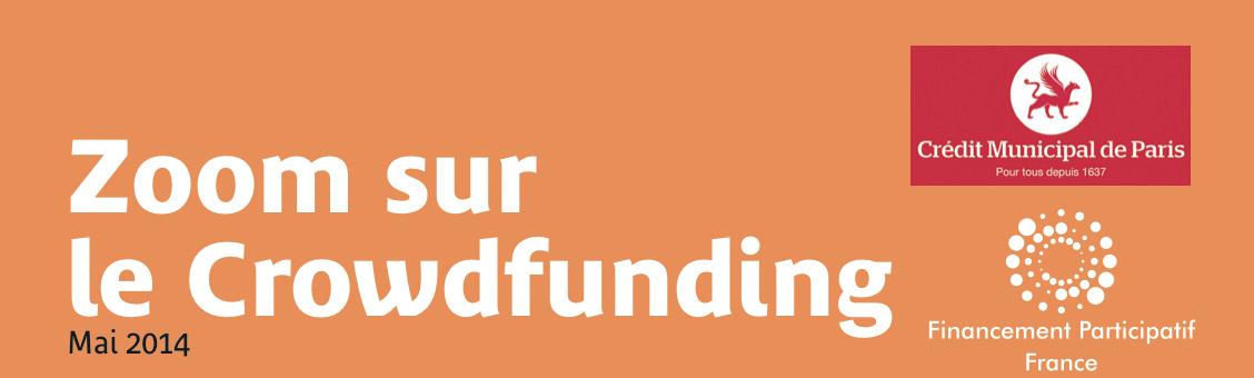 Etude sur le financement participatif