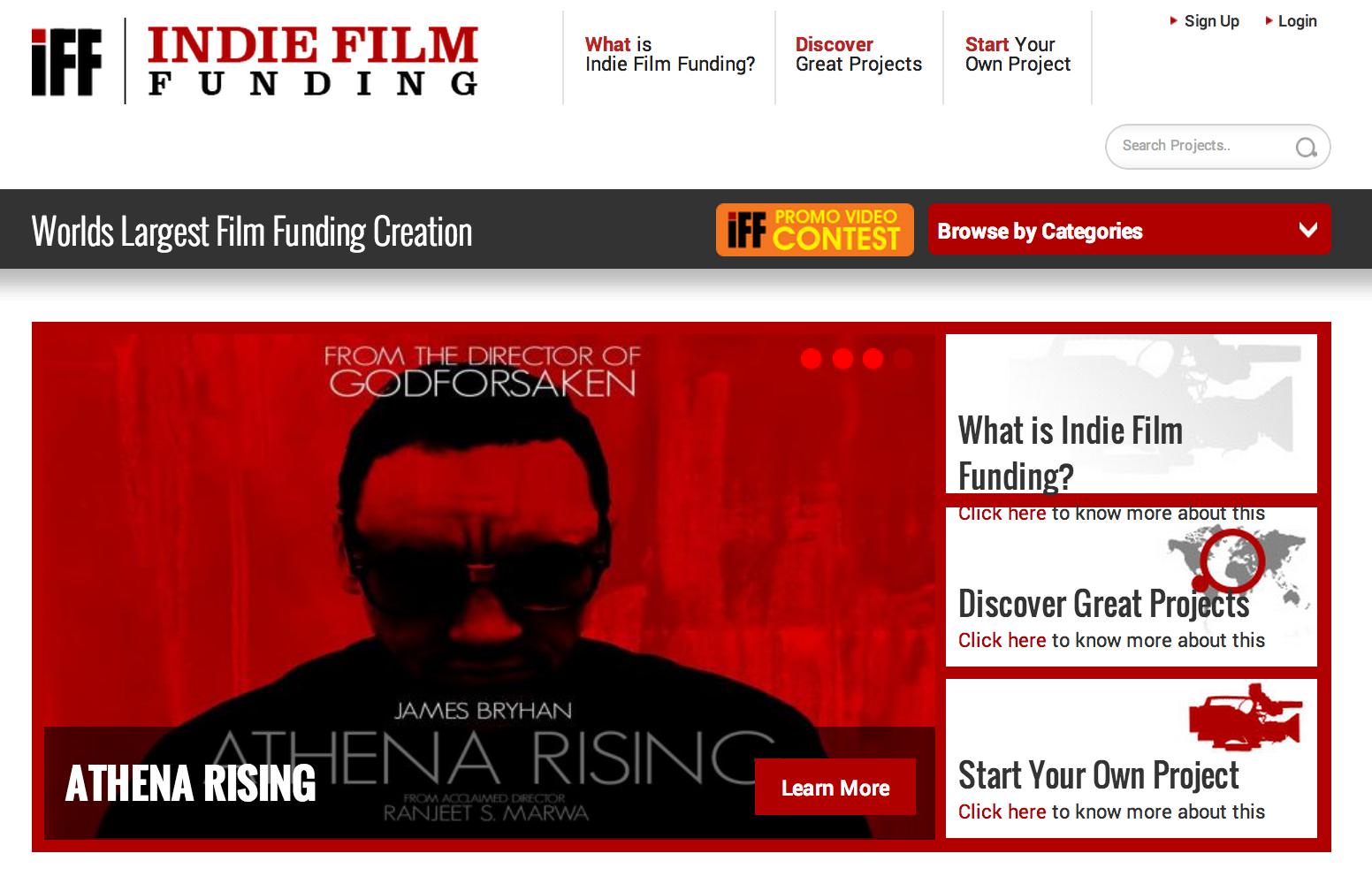 Cinéma Indien et crowdfunding