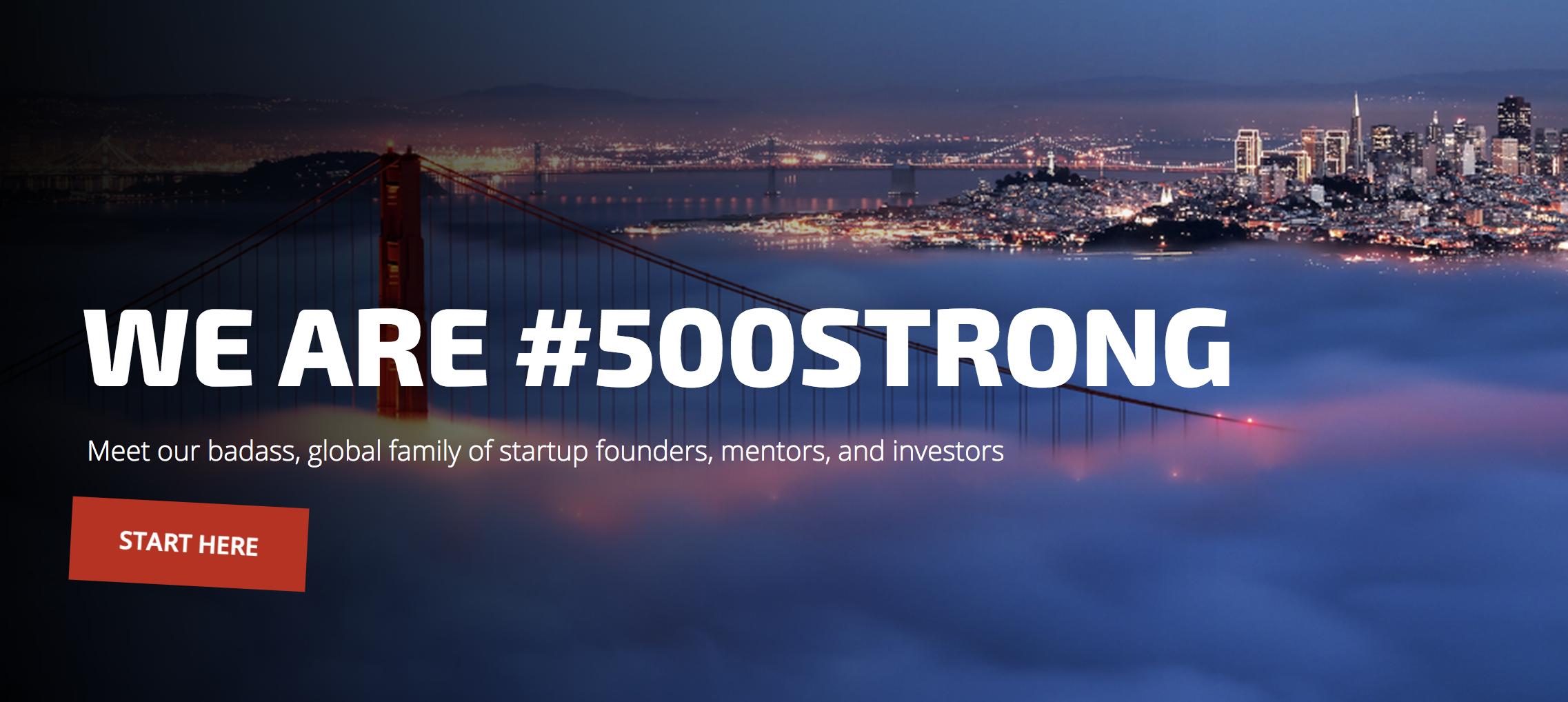 lev e de fonds le 3e fonds d 39 investissement de 500 startups financ par crowdfunding good. Black Bedroom Furniture Sets. Home Design Ideas