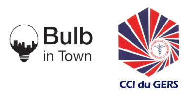 Bulb in Town et la CCI du Gers lancent une plateforme de crowdfunding