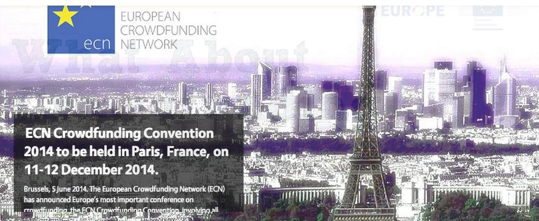 La plus grande conférence européenne sur le crowdfunding