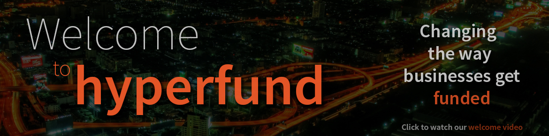 Luan Cox, président de Crowdnetic se dit impressionné par l'approche unique et complète d'Hyperfund au crowdfunding