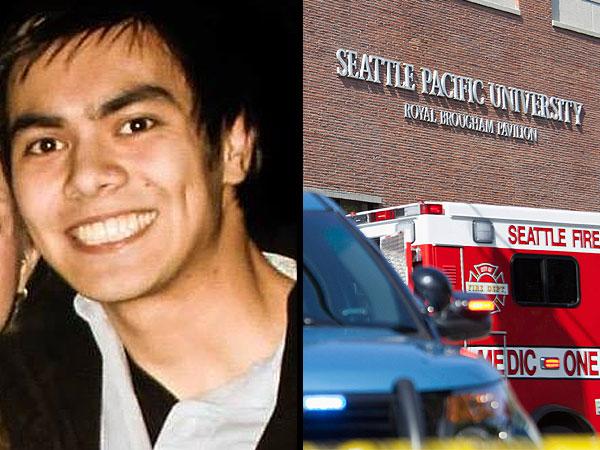 Jon Meis, un jeune étudiant américain de 22 ans récopensé par crowdfunding pour avoir désarmé un homme sur la campus de la Seattle Pacific University
