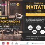 [AGENDA] Le 11 Juin : La Soirée du Crowdfunding by Happy Capital
