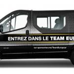 [CAMPAGNE] Intégrez le Team Europcar grâce au sponsoring participatif