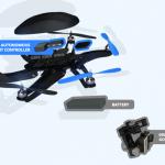 PDJ : 24 Juin – La caméra autonome HEXO+