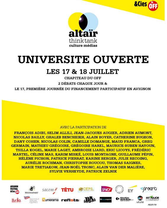 Altair Université ouverte
