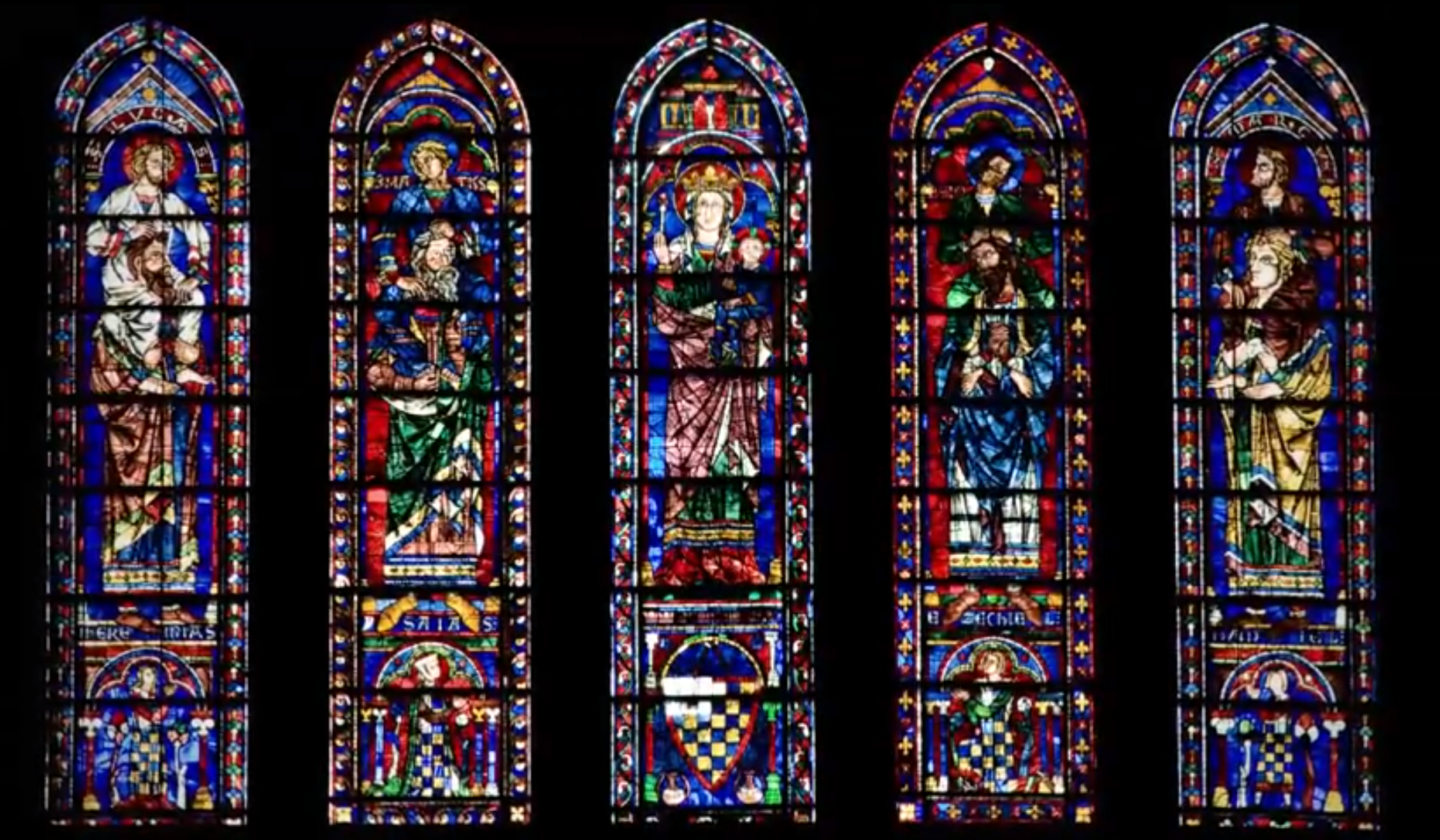 Campagne Cathédrale Notre-Dame de Chartres