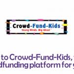 [JEUNESSE] Crowd-Fund-Kids : la plateforme dédiée aux enfants et aux ados !