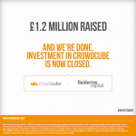 [EQUITY] Crowdcube lève £1,2 million en 16 minutes
