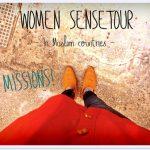 PDJ : 23 Juillet – Le voyage «Women SenseTour – in Muslim Countries»
