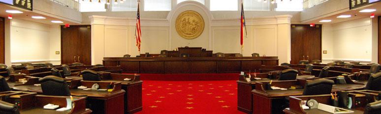 projet de loi relatif à l'equity en Caroline du Nord