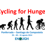 PDJ : 26 Août – « Cycling for Hunger »