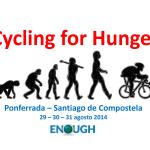 PDJ : 26 Août – «Cycling for Hunger»