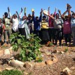 PDJ : 21 Août – Un jardin potager pour les enfants de Gugulethu