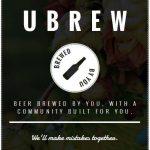 PDJ : 27 Août – Ubrew : brassez votre propre bière !