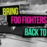 [EVENT] Grâce au crowdfunding, les Foo Fighters débarquent à Richmond !