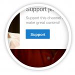 [NOUVEAUTÉ] Youtube lance son service de crowdfunding dans 4 pays