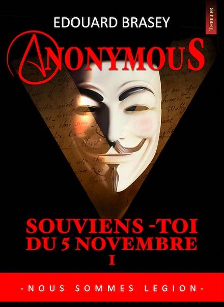 Anonymous-Edouard Brasey