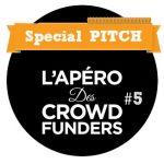 [AGENDA] 19 Novembre 2014 – l'Apéro des Crowdfunders #5 Spécial Pitch !
