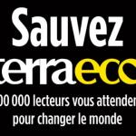PDJ: 10 Octobre – Sauvez Terra Eco