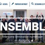[PARTENARIAT] L'Aquitaine se dote de son réseau de crowdfunding