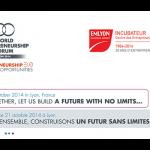 [AGENDA] Le premier crowdfunding live du World entrepreneurship forum de Lyon