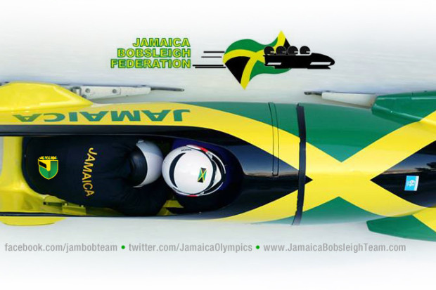 Bobsleigh jamaique