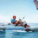 PDJ 14 Novembre : Dared, le kiteboat grande vitesse