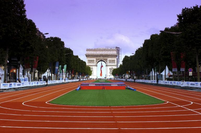 JO Paris 2024 crowdfunding